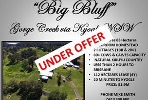 272 Gorge Creek Road, Kyogle, NSW 2474