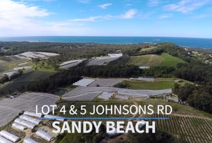 Lot 4/131a & Lo Johnsons Rd, Sandy Beach, NSW 2456