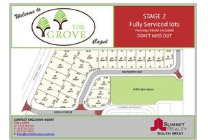Lot 28 The Grove Estate, Capel, WA 6271