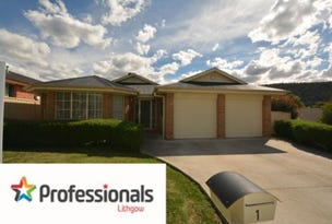 1 Henderson Place, Lithgow, NSW 2790