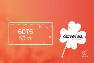 Lot 6075, Outlook Drive, Chirnside Park, Vic 3116