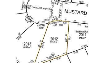 Lot 2012, 6 Mustard court, Edmondson Park, NSW 2174