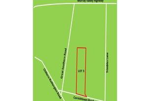 Lot 3 Cornishtown Road, Rutherglen, Vic 3685