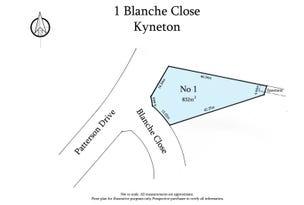 1 Blanche Close, Kyneton, Vic 3444
