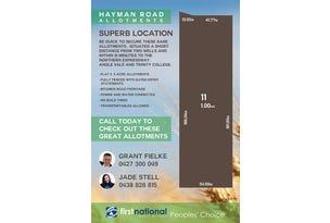 Lot 11 Hayman Road, Lewiston, SA 5501