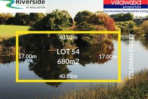 Lot 54 Riverside At Wollaston, Warrnambool, Vic 3280