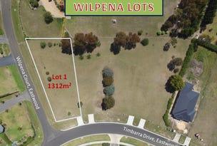 Lot 1, 2 Wilpena Court, Bairnsdale, Vic 3875