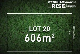 Lot 20 Wyndham Rise Estate, Clifton Springs, Vic 3222