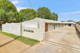 4/105 Campbell Street, Toowoomba City, Qld 4350
