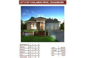 Lot 21197 Coolamon Drive, Craigieburn, Vic 3064