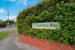 1 Canterbury Way, Churchill, Vic 3842