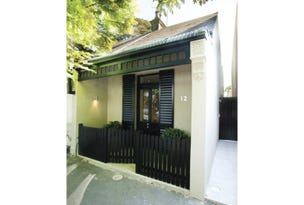 12 Holdsworth St, Woollahra, NSW 2025