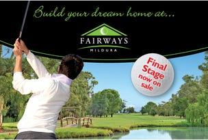 Lot 72-113 Fairways Drive (fairways Estate), Mildura, Vic 3500