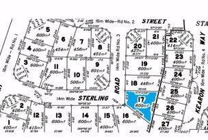 Lot 17, Sterling Road, Morayfield, Qld 4506