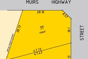 Lot 11, Cnr Brierley Street & Muir Highway, Rocky Gully, WA 6397