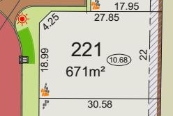 Lot 221, Camargo Lp, Dunsborough, WA 6281