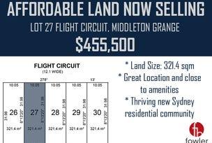 Lot 27 Flight Circuit, Middleton Grange, NSW 2171