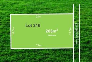 Lot 216 Expedition Way, Corio, Vic 3214