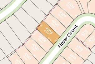 Lot 4305 Plover Circuit, Aberglasslyn, NSW 2320
