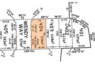 Lot 404, Bethany Road, Tarneit, Vic 3029