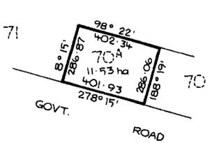 Lot a, 70 Goddards Road, Myers Flat, Vic 3556