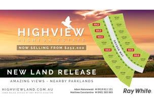 Stage 44 Highview Estate, Highton, Vic 3216