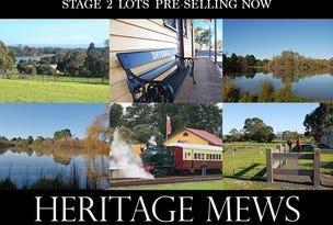 Stage 2 Heritage Mews Estate, Drysdale, Vic 3222