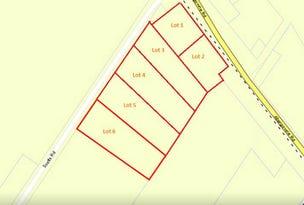 Lot 1,2,3,4,5 & 6, 1, 3, 4, 5  & 6 Scotts Road, Lannercost, Qld 4850