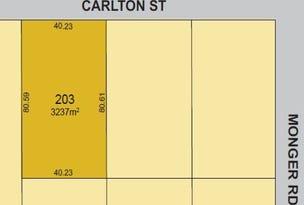 Lot 203, 5  Carlton Street, Woodanilling, WA 6316