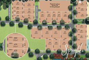 Lot 479 Morialta Grove, Mount Barker, SA 5251