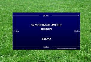 36 Montague Avenue, Drouin, Vic 3818