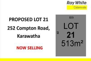 Lot 21, 252 Compton Road, Karawatha, Qld 4117