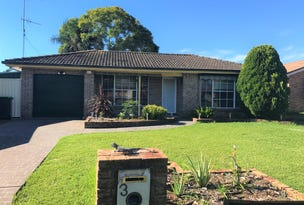 3 NAMBUCCA PLACE, Claremont Meadows, NSW 2747