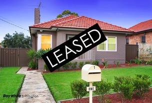 1 Maling Ave, Ermington, NSW 2115