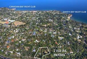 2  Vue Road, Mount Eliza, Vic 3930