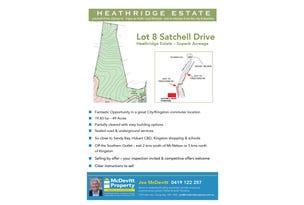 Lot 8, Lot 8 Satchell Drive, Dynnyrne, Tas 7005