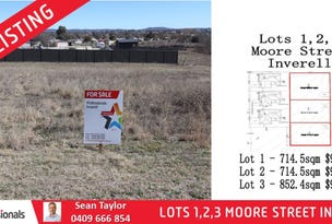 Lot 1-3 Moore Street, Inverell, NSW 2360