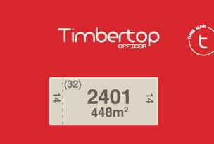 Lot 2401, Cliveden Rise, Officer, Vic 3809