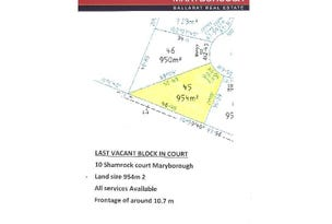10 Shamrock Court, Maryborough, Vic 3465