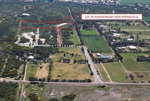 Lot 46 Powderbark Loop, Springfield, WA 6525