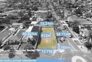 283 Noble Avenue, Greenacre, NSW 2190