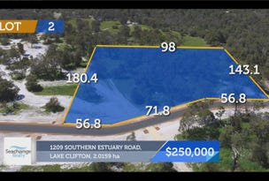 1209 - Lot 2 Southern Estuary Road, Lake Clifton, WA 6215