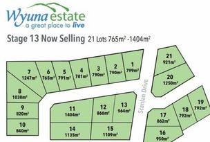 Stage 13 Wyuna Estate - Scanlan Drive, Elliminyt, Vic 3250