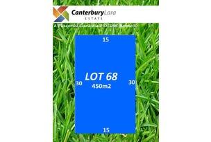 Lot 68  Canterbury Lara Estate, Lara, Vic 3212