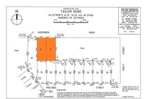 Lots 8 & 9 Kulde Road, Tailem Bend, SA 5260