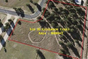 8000m2 - Lot 10 Cleverdon Court, Chinchilla, Qld 4413