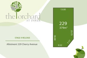 Lot 229 Cherry Avenue, Direk, SA 5110