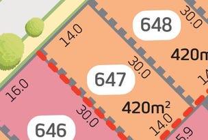 Lot 647 Melville Drive, Pimpama, Qld 4209