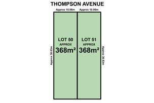 LOT 50 & 51 Thompson Avenue, Northfield, SA 5085