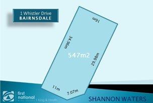 Lot 352 1 Whistler Drive, Bairnsdale, Vic 3875